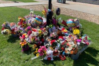 Red Deer memorial Wednesday