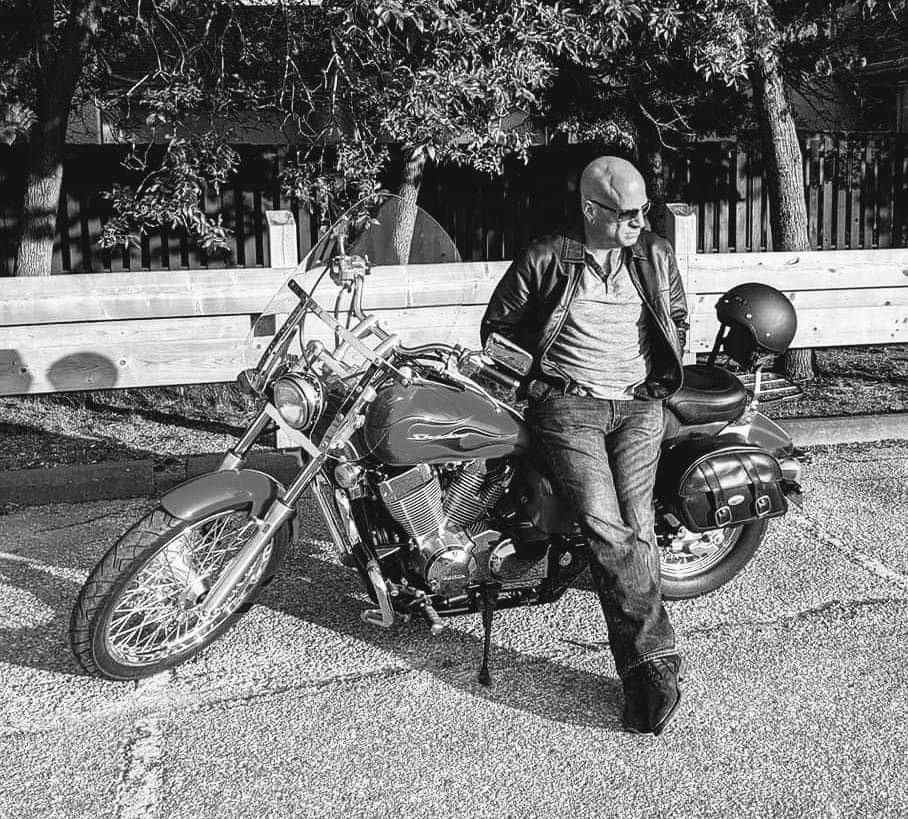 Winnipeg man hoping to find stolen motorcycle that helped him overcome addiction