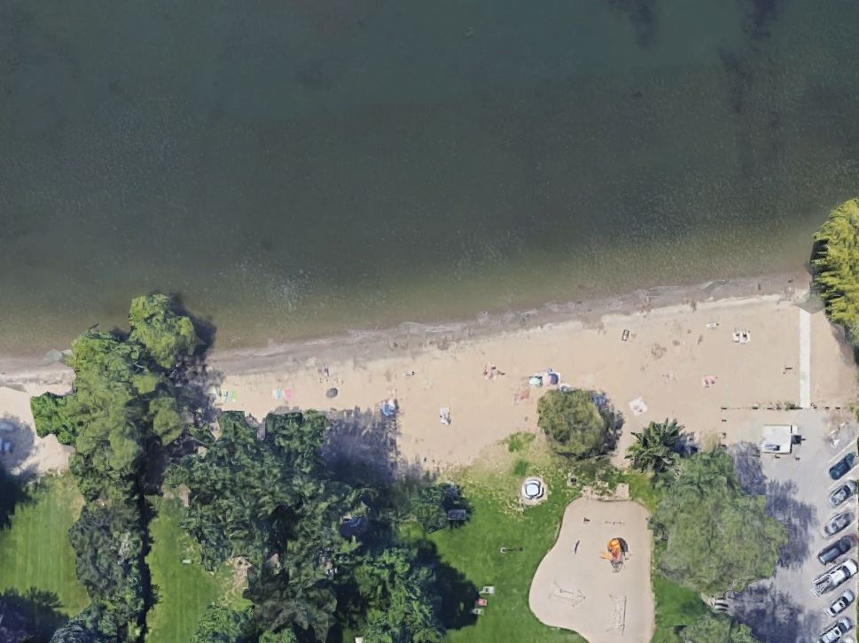 The City of Kelowna says a swimming advisory for Strathcona Beach has been lifted.