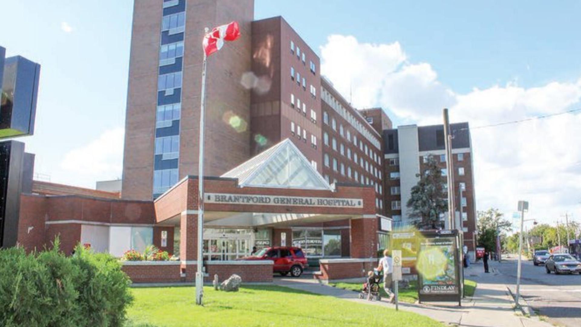 Brantford General Hospital Parking Hospital Parking