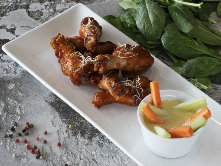 China has reported finding traces of coronavirus on frozen chicken wings from Brazil.
