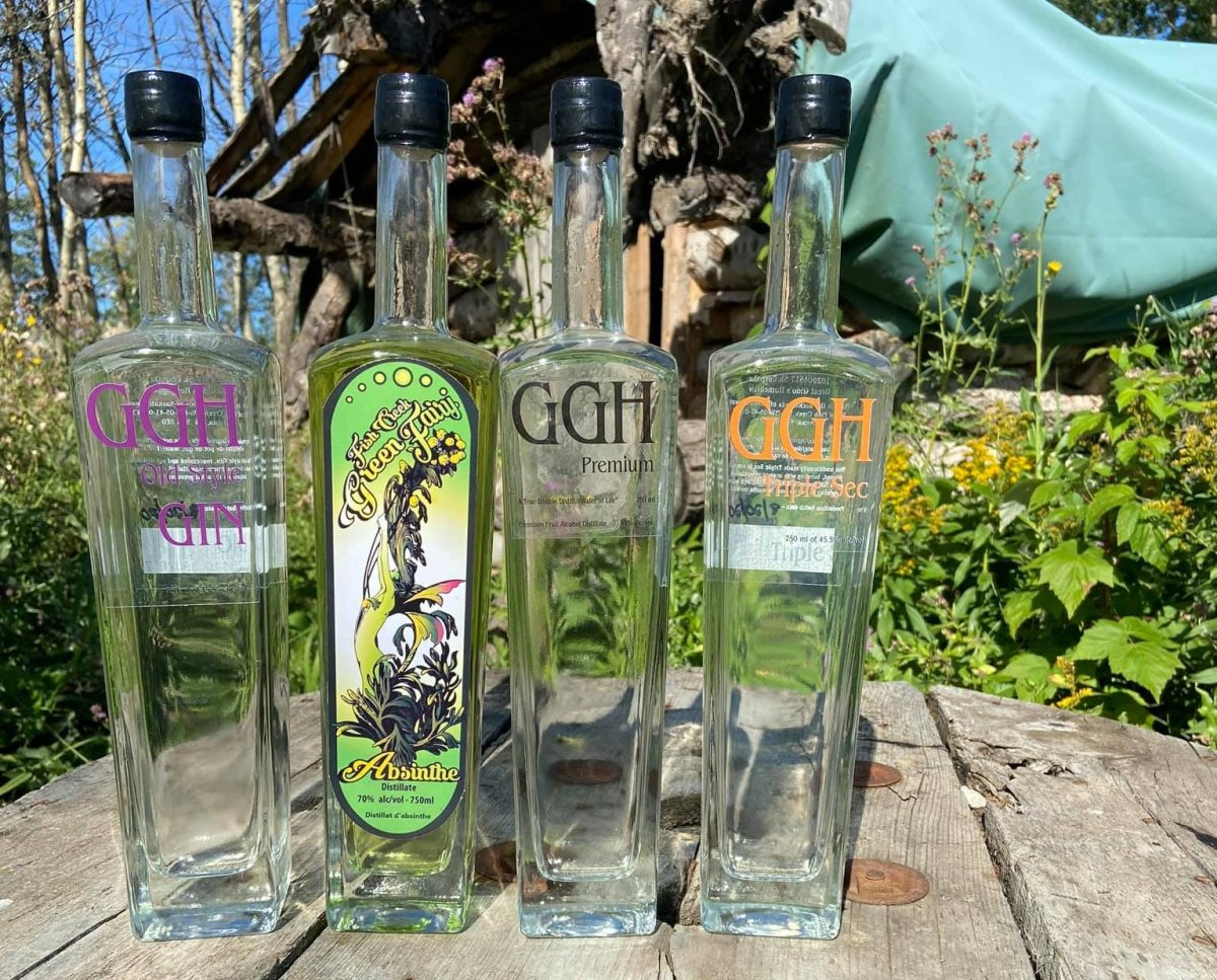 Great Gido's Homebrew in Saskatchewan won gold and silver for three of its products, and was voted Canada Liqueur Producer of the Year for 2020.
