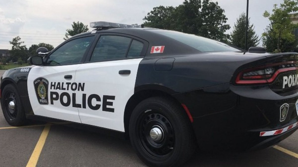 Halton Regional Police are investigating a case of 'swatting.'.