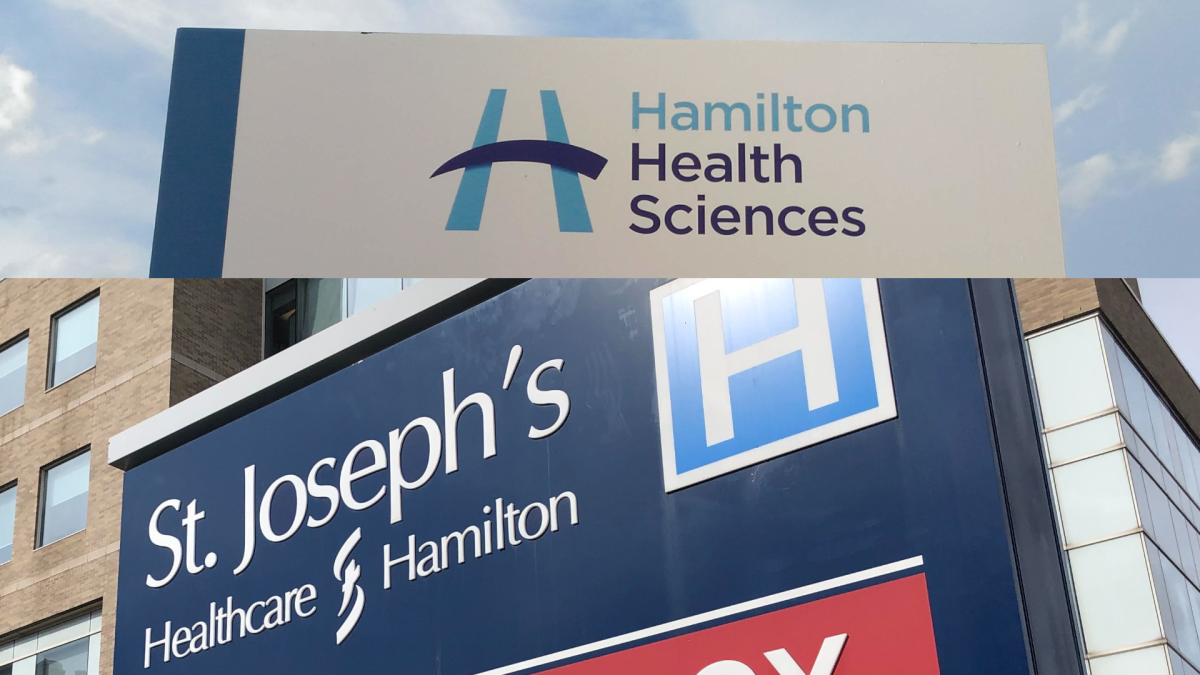 Hamilton hospitals are now allowing inpatients to designate two family members or caregivers for daily visits.