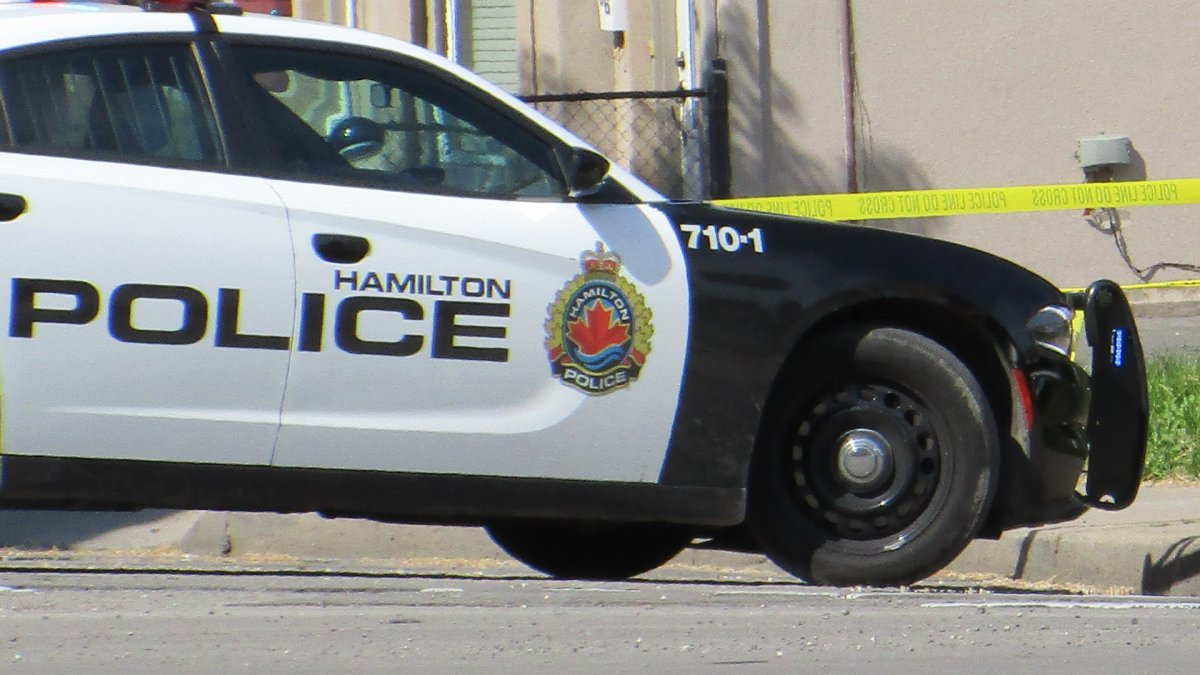 Hamilton police are looking for a suspect following a shooting incident in the city on Oct. 14, 2020.