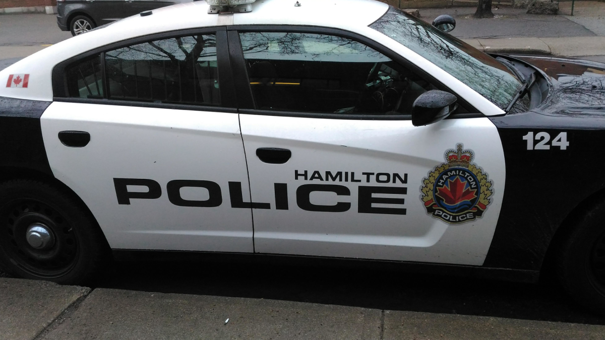 Hamilton police investigate after body found in water near Chedoke Creek - image