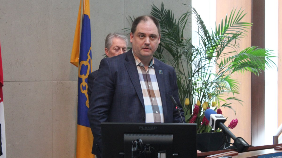 Hamilton's EOC Director, Paul Johnson, has announced plans for a major redeployment of city staff to assist with COVID-19 vaccine distribution.
