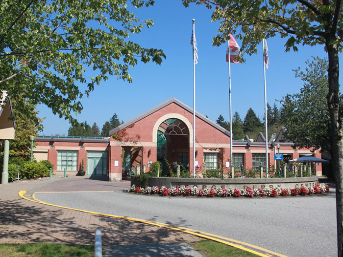 A resident of George Derby Centre in Burnaby has tested positive for COVID-19. Fraser Health says that case is unrelated to a separate outbreak at Derby Manor, located on the same campus of care.