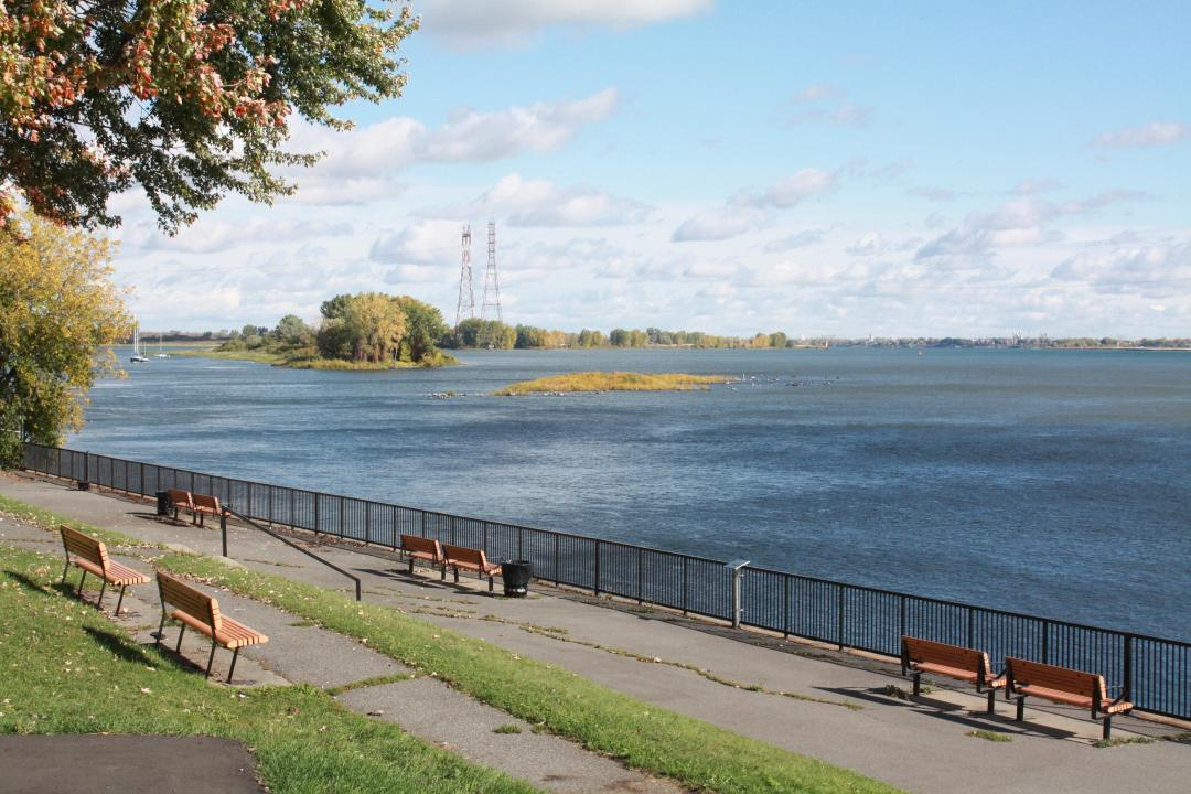 A Montreal man is in critical condition after a watercraft collision on the Rivière des Prairies.
