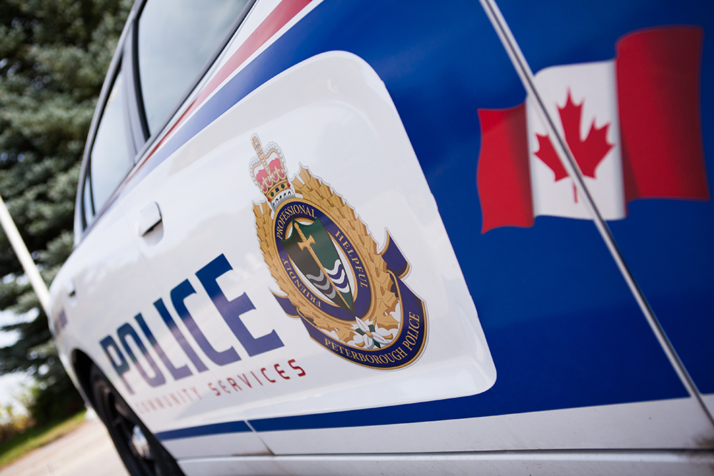 A Peterborough woman faces impaired driving charges following a collision early Wednesday.