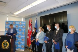 Continue reading: $250K to help Peterborough, Lindsay police fight gang crime, human trafficking in community housing