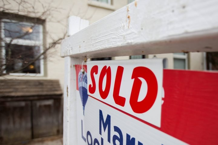 The RAHB says the housing market is back to pre-COVID-19 levels based on sales figures in July.