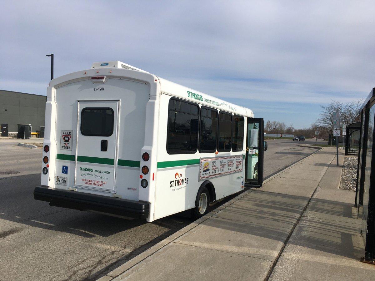 St Thomas' share will go toward 14 new zero-emission buses, charging stations, solar generation retrofits, upgraded technology, and improved passenger amenities.