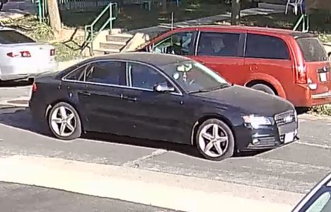 """Police are asking the public to check their security cameras for sightings of a """"vehicle of interest"""" that is believed to have been involved in a drive-by shooting on the Hamilton mountain."""