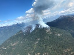 Continue reading: 305 homes on evacuation alert due to wildfire in Slocan Valley