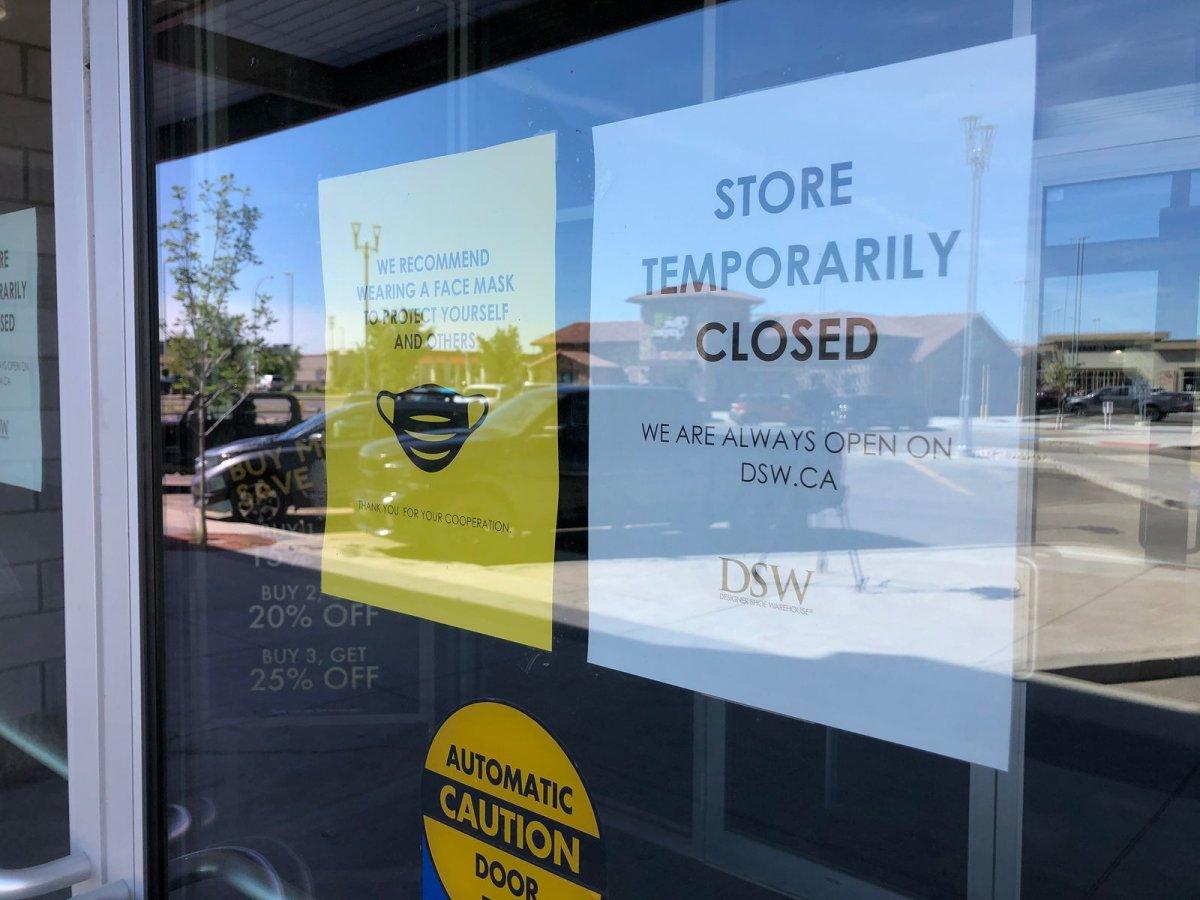 DSW (Designer Shoe Warehouse) store