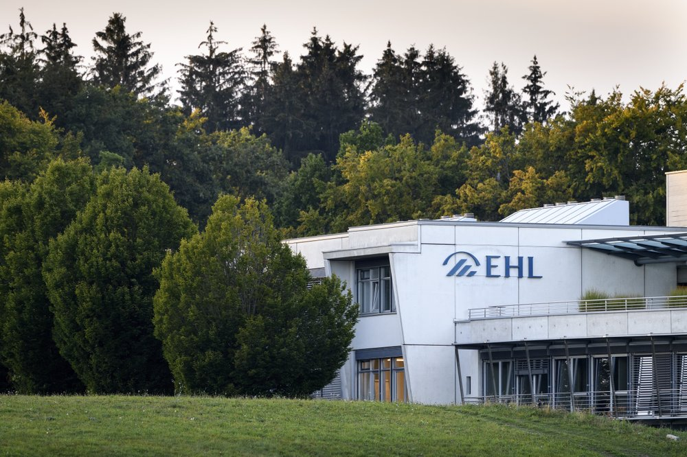 he hospitality management school 'Ecole Hoteliere de Lausanne' pictured in Lausanne, Switzerland, Wednesday, 23 September 2020. Swiss health authorities have ordered a quarantine for 2,500 students at a hospitality management school after a 'significant outbreaks' of COVID-19 turned up.