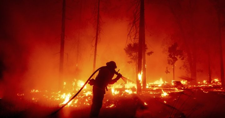 Underwater and on fire: How climate change is magnifying extreme weather in the U.S.