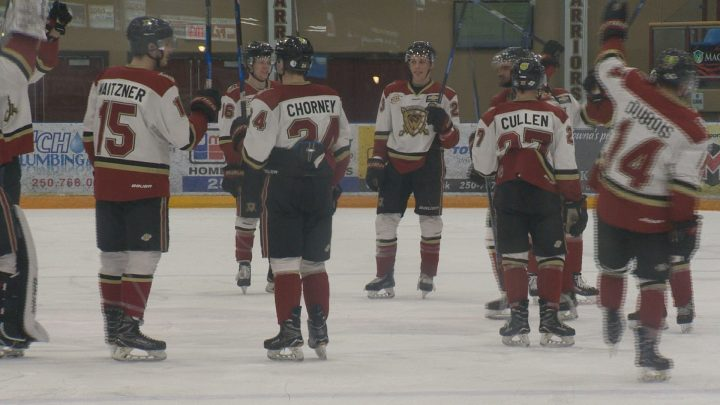 All four Okanagan BCHL teams will be participating in the tournament.