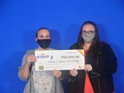 Continue reading: Mother-daughter duo from Orillia, Ont., win $250,000 in lottery