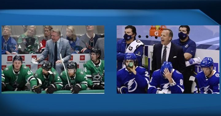 NHL Stanley Cup Final between Tampa Bay and Dallas is duel of former coaching associates