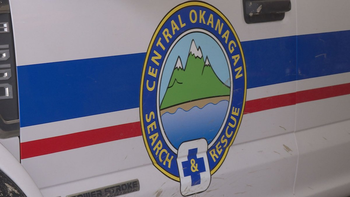 The female hiker was rescued from Pincushion Mountain. The male mountain biker was airlifted from the Smith Creek area.