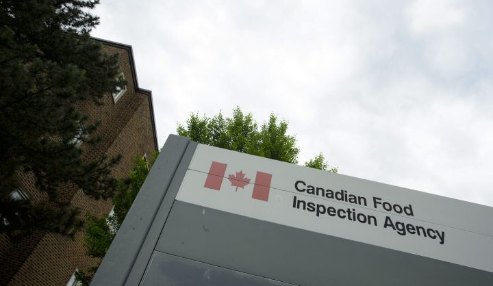 Canadian Food Inspection Agency in Ottawa on Wednesday, June 26, 2019.