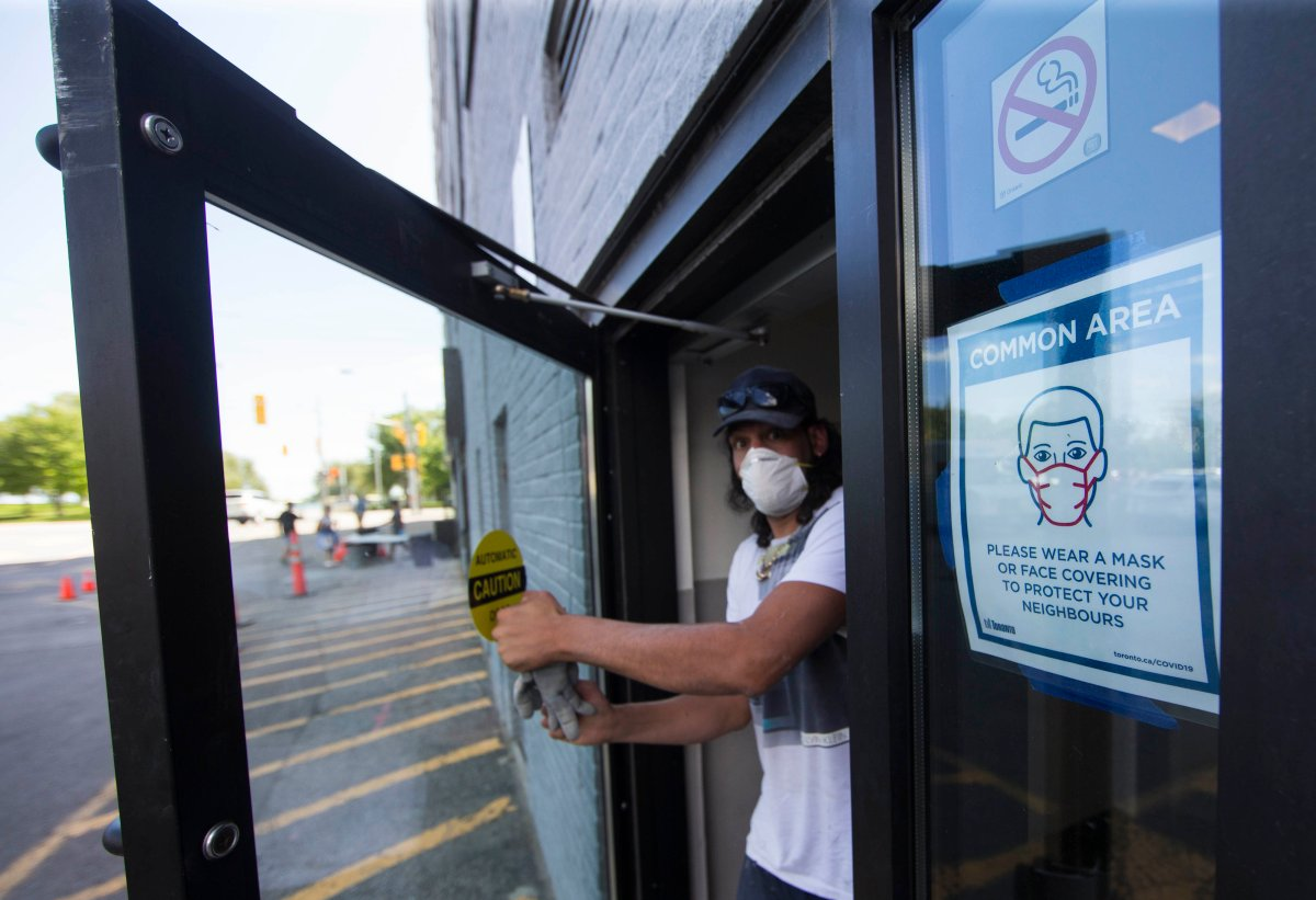 If approved at next week's council meeting, it will soon be mandatory for Hamilton residents to wear masks inside the common areas of apartment buildings and condos.