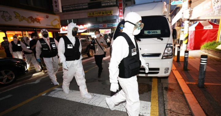 South Korea seeks $4 million in damages from church accused of coronavirus spread