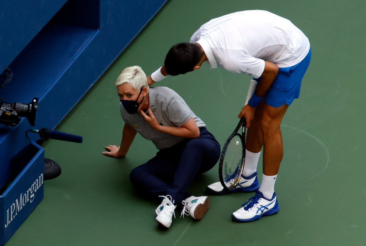 The Rule Is The Rule Billie Jean King Sends A Message To Novak Djokovic After Us Open 2020 Disqualification Essentiallysports