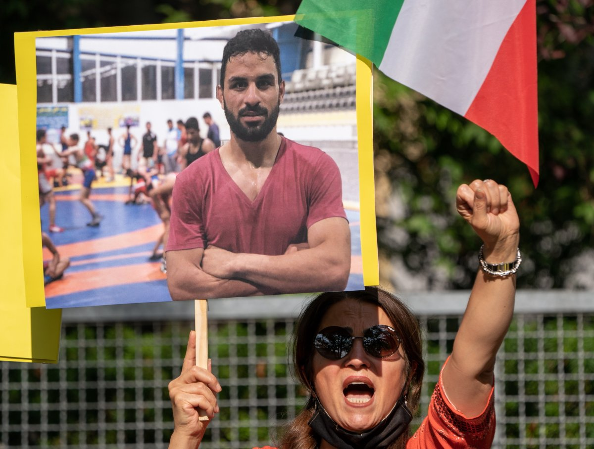 Iran's apex court will revisit the trials of three young men condemned to death