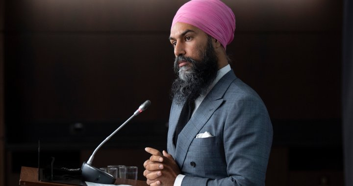 Singh not interested in forcing election but wants more help for Canadians