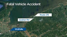 Continue reading: Two dead following single-vehicle crash near Windsor, N.S.