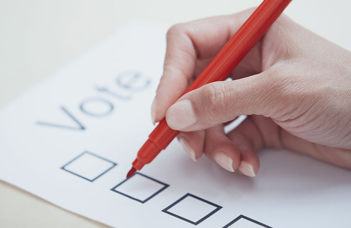 Due to the COVID-19 pandemic, voters have cast their ballot a little differently this year and an unprecedented number of mail-in ballots have been requested and received.