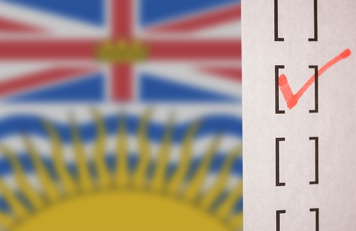 Ipsos polling in B.C. for the federal election suggests voters in the province are not so different from Ontario as they might feel they are.