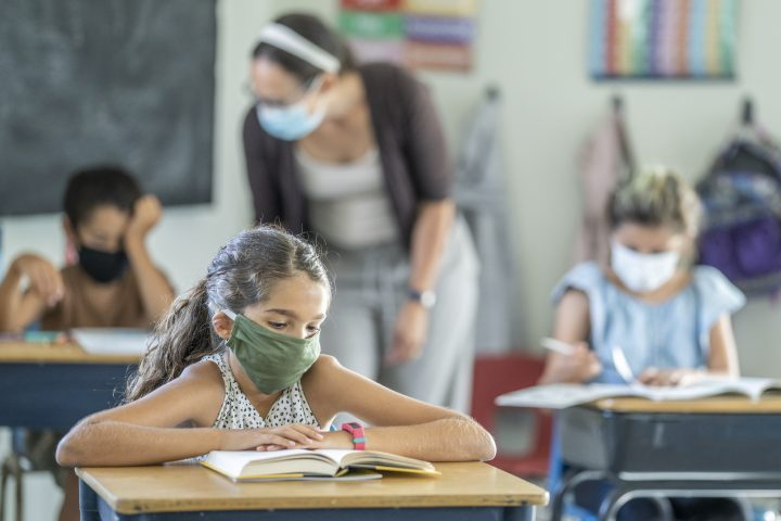 The University of Calgary's Werklund School of Education is offering a support program for students heading back to school amid the COVID-19 pandemic.