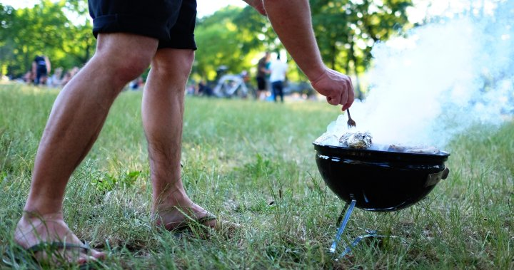 40 people had a BBQ at an Ottawa park. Days later 105 people are quarantined for coronavirus