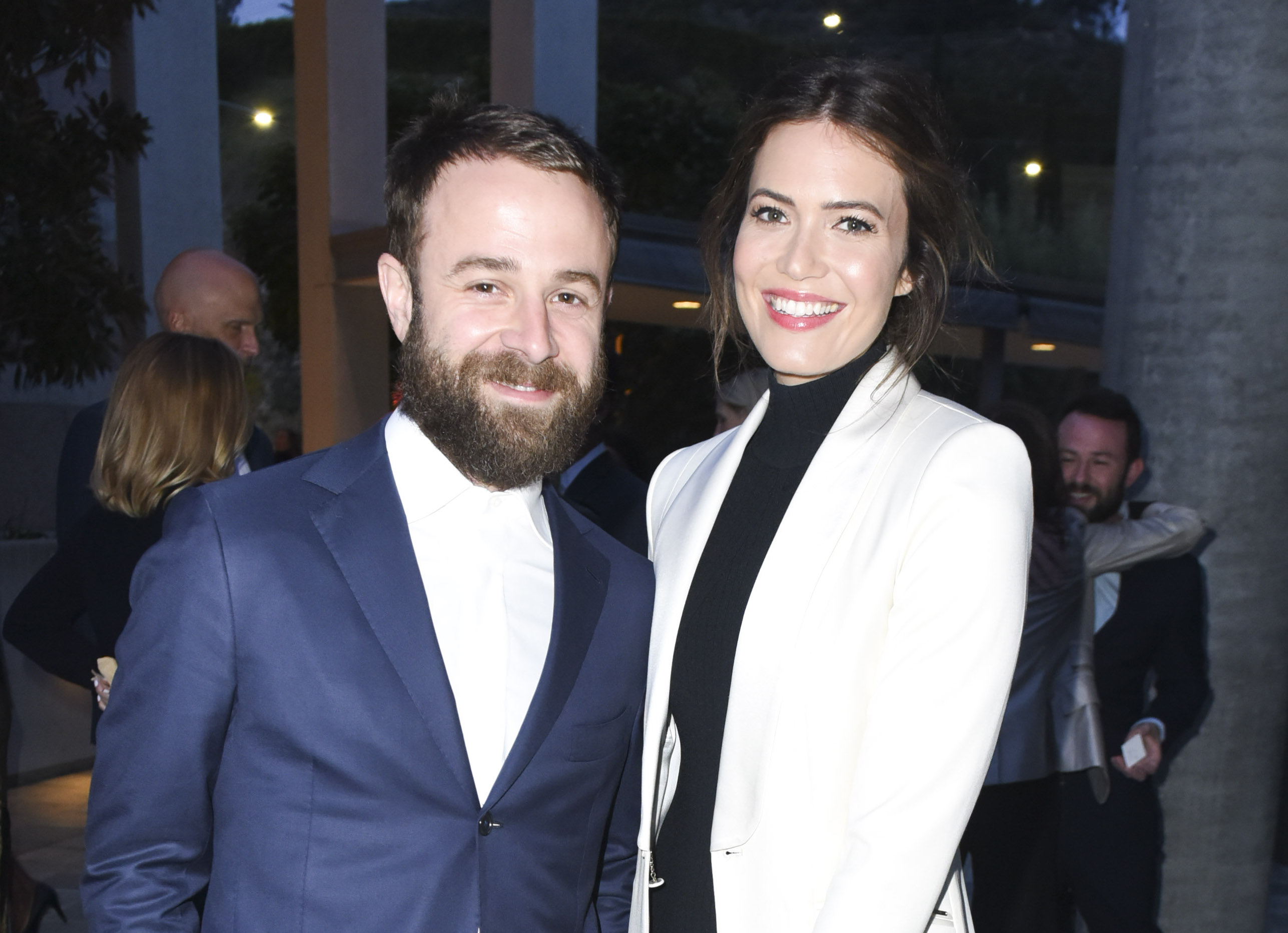 Mandy Moore, husband Taylor Goldsmith expecting 1st child together