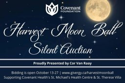 Continue reading: Global Lethbridge supports: Harvest Moon Ball Silent Auction