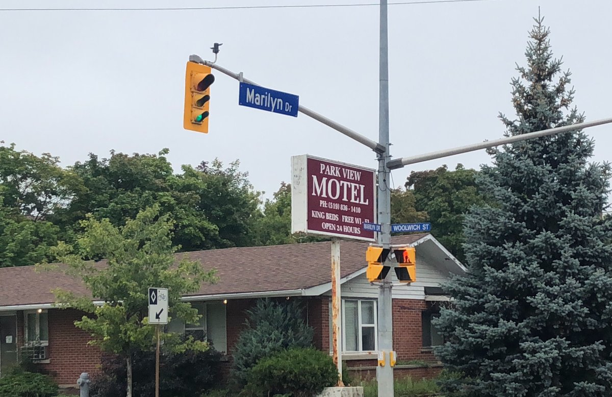 Parkview Motel Guelph