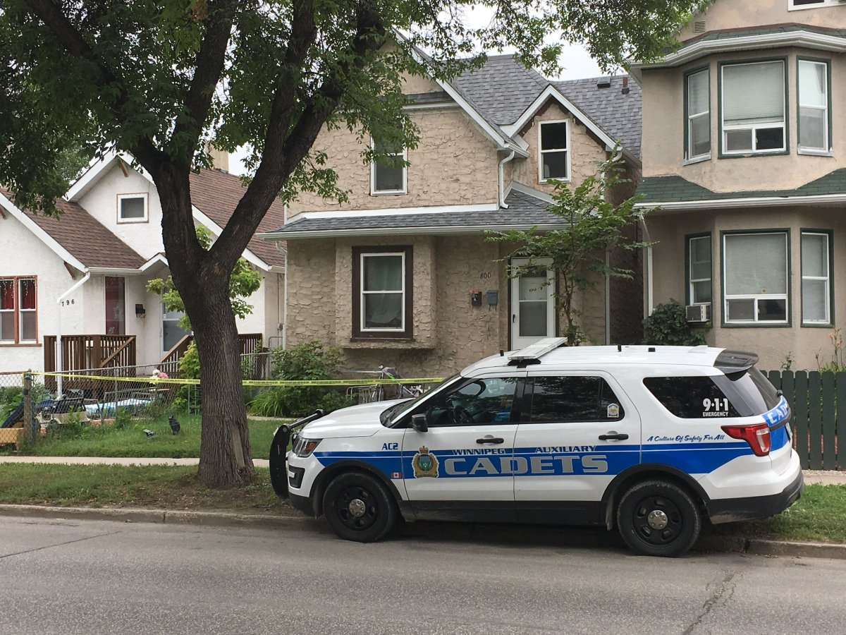 Police are investigating the city's latest homicide after a man was stabbed in the 800 block of Arlington Street Monday.