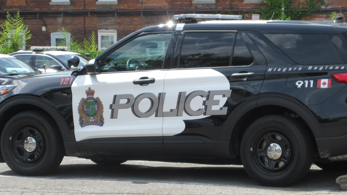 Niagara Regional Police arrest two people on drug charges and suspected accordion theft .