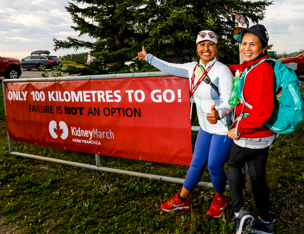 Global BC supports Kidney March - image