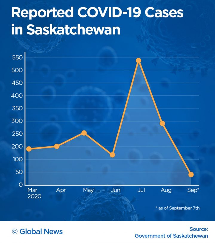 6 Months Since Saskatchewan Reports First Novel Coronavirus Case Globalnews Ca