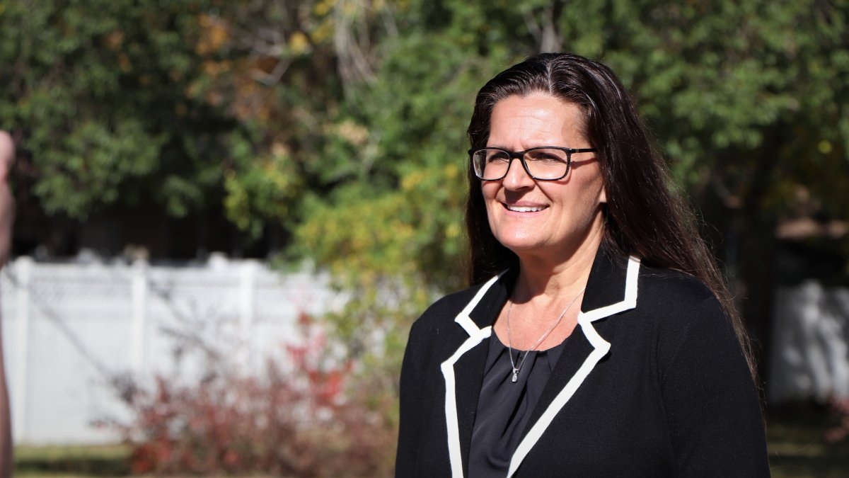 Sandra Morin, a lifelong member of the NDP Party, says she will be running as an independent candidate in the Regina Walsh Acres riding.