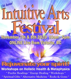 Continue reading: 12th Annual Intuitive Arts Festival ONLINE