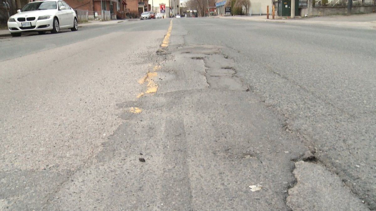 City study finds two-thirds of Kingston's road network in rough shape - image