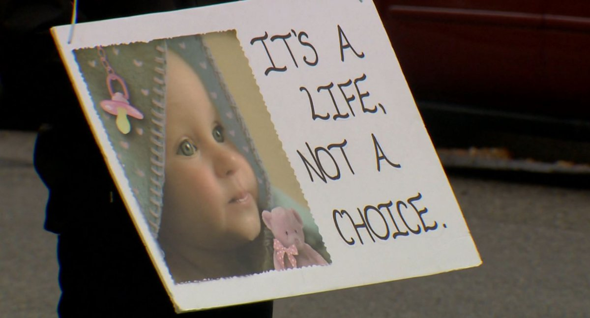The proposed changes come after students at a Calgary school engaged anti-abortion demontrators in early 2019.