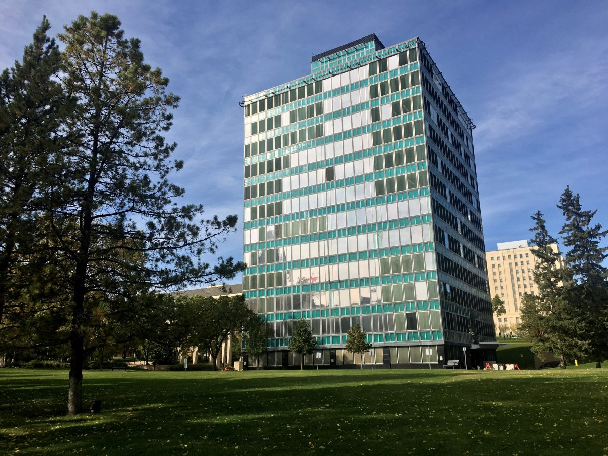 The Legislature Annex building will be demolished, according to the government.