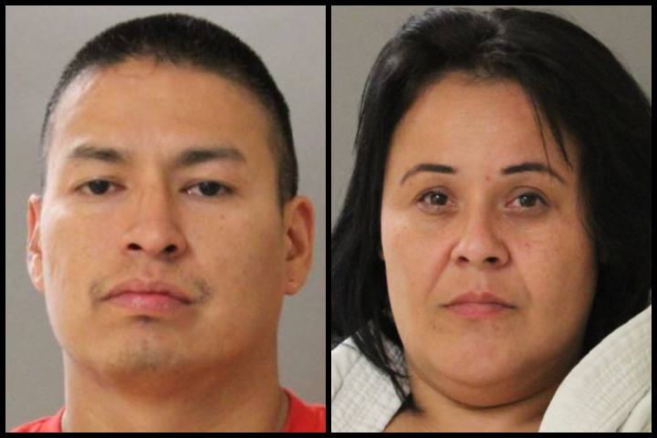 RCMP are still looking for Colin Aulden Bartlett and Tamara Marie Chowace, both of Sturgeon Lake and considered to be armed and dangerous.